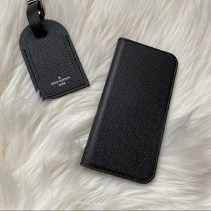 Louis Vuitton Black iPhone 7/8 Case NWOT